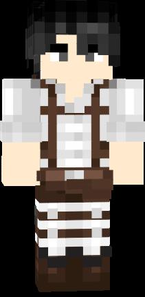 Minecraft nova skin attack on titan, minecraft nova skin attack on. ViniDarkness ~levi (Attack On Titan) | Nova Skin