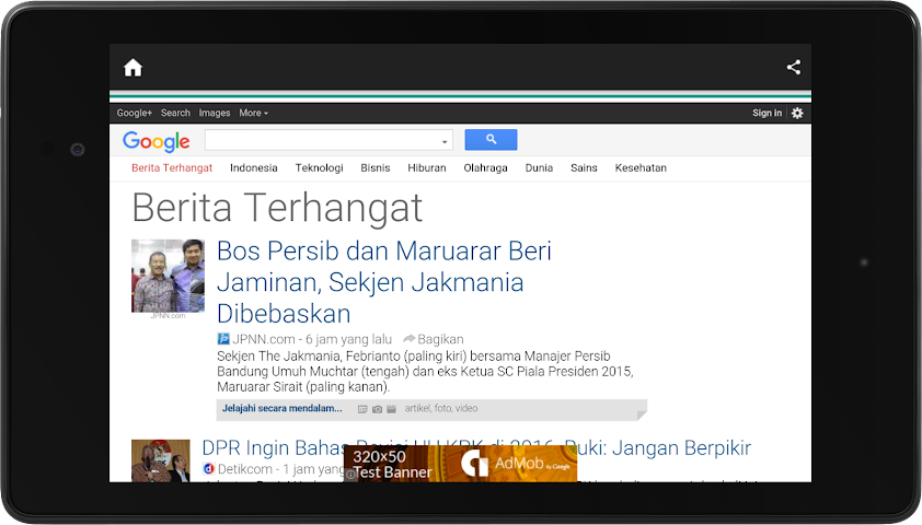 android News Indonesia Screenshot 8