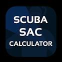 Scuba SAC Calculator icon