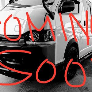 ハイエースバン TRH200V ハイエースDXのカスタム事例画像 アキラ34さんの2019年06月20日21:59の投稿
