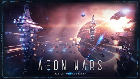 Aeon Wars: Galactic Conquest APK screenshot thumbnail 1