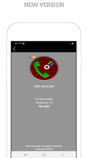 All Call Recorder Lite 2020 Screenshot