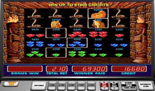 Aztec Gold Pyramid cheat screenshots 3