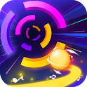 Smash Colors 3D - Free Beat Color Rhythm Ball Game icon