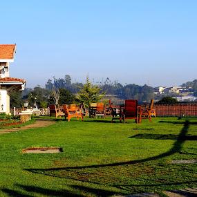 by Ashwanth Achu - City,  Street & Park  Neighborhoods