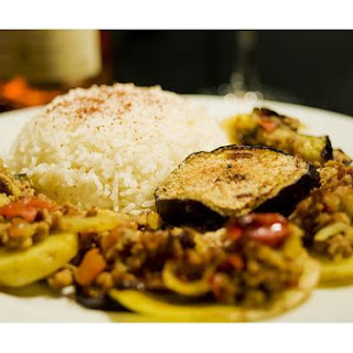 Moussaka With Rice