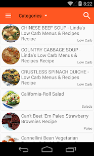 Healthy Recipes Free- screenshot thumbnail