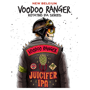 Logo of New Belgium Voodoo Ranger Juicifer IPA