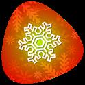 Christmas Fitness Holidays icon