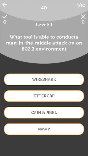 CEH v9 - FREE EXAM PREPARATION TEST screenshot 3