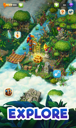 Trade Island screenshot 2