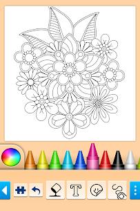 Mandala Coloring Pages 7