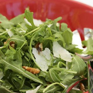 Arugula and Walnut Salad