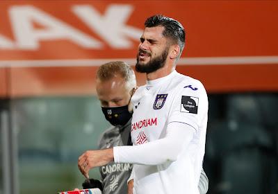 Fin de parcours à Anderlecht pour Elias Cobbaut ?