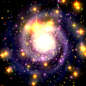 Galaxy Music Visualizer icon