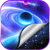 Galaxy Space Live Wallpapers