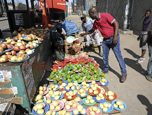 Informal traders who are approved for funding will receive R1,000 each.