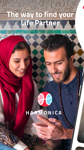 Harmonica هارمونيكا – Safe, Serious Matchmaking! screenshot 1