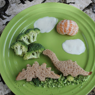 Dinosaur Lunch.