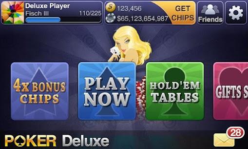 Texas HoldEm Poker Deluxe Pro 7