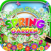 Hidden Objects Spring Easter