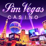 SimVegas Slots - FREE Casino Icon