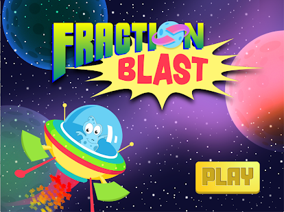 Fraction Blast Screenshot