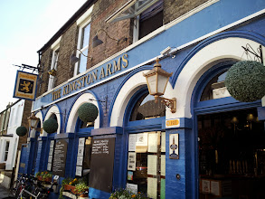 Photo: Kingston Arms boasts 11 real ales alongside an impressive selection of bottled beers and Belgian ales.