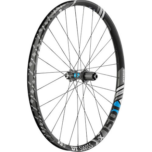 DT Swiss HX 1501 Spline 35 Rear: 27.5  12 x 148mm Boost, 6-Bolt Disc, Shimano (open box)