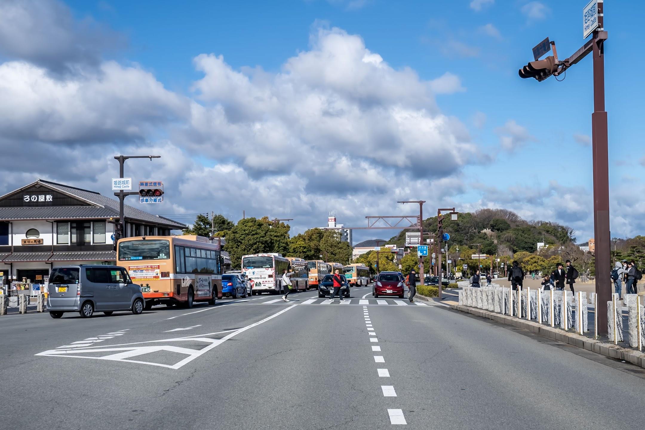 Himeji main street3