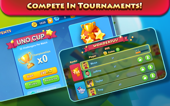 UNO!™ apk screenshot