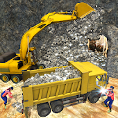 Heavy Excavator Simulator : Rock Mining 2019 Android APK Download Free By Game Nitro Studio
