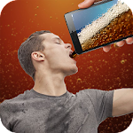 Drink from Phone Simulator Icon