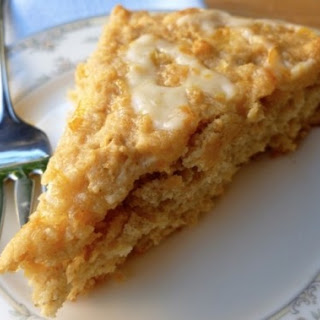 Orange Pineapple Muffin Cake.