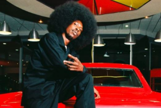 Pitch Black Afro's wife, Catherine Modisane, died on New Year's Eve in circumstances that remain unclear.