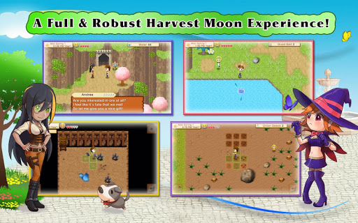 HARVEST MOON:Seeds Of Memories - screenshot
