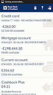 Royal Bank, RBS- screenshot thumbnail