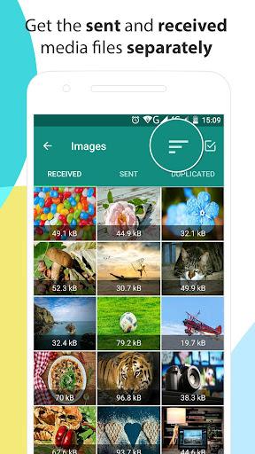 Cleaner for WhatsApp screenshot 2