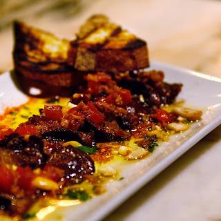 Roasted Mushrooms With Garlic