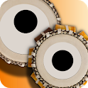 Tabla - Real Sounds   Indian Drum Music Instrument icon