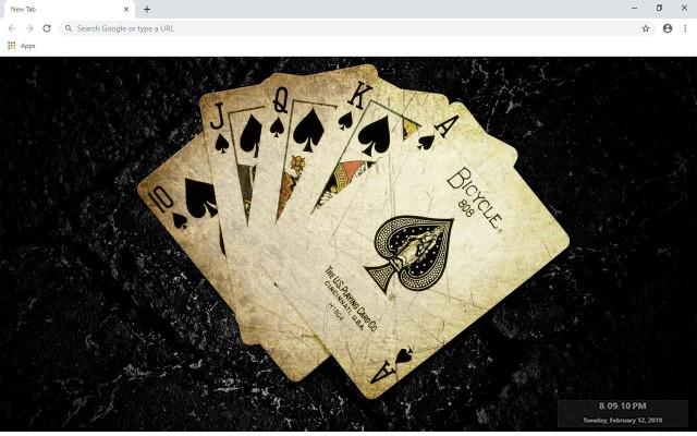 Concours poker saint amand pierre