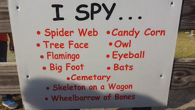 Photo: things to look for on the hay ride