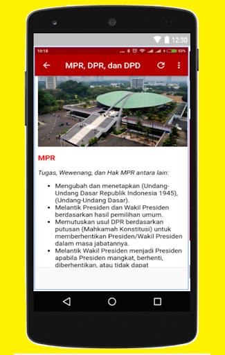 Tes Wawasan Kebangsaan (TWK)  CPNS Terbaru 2018 3.0 screenshots 4