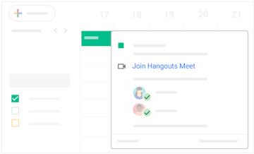 Join Hangouts Meet