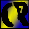 Multicolour CR7 LWP icon