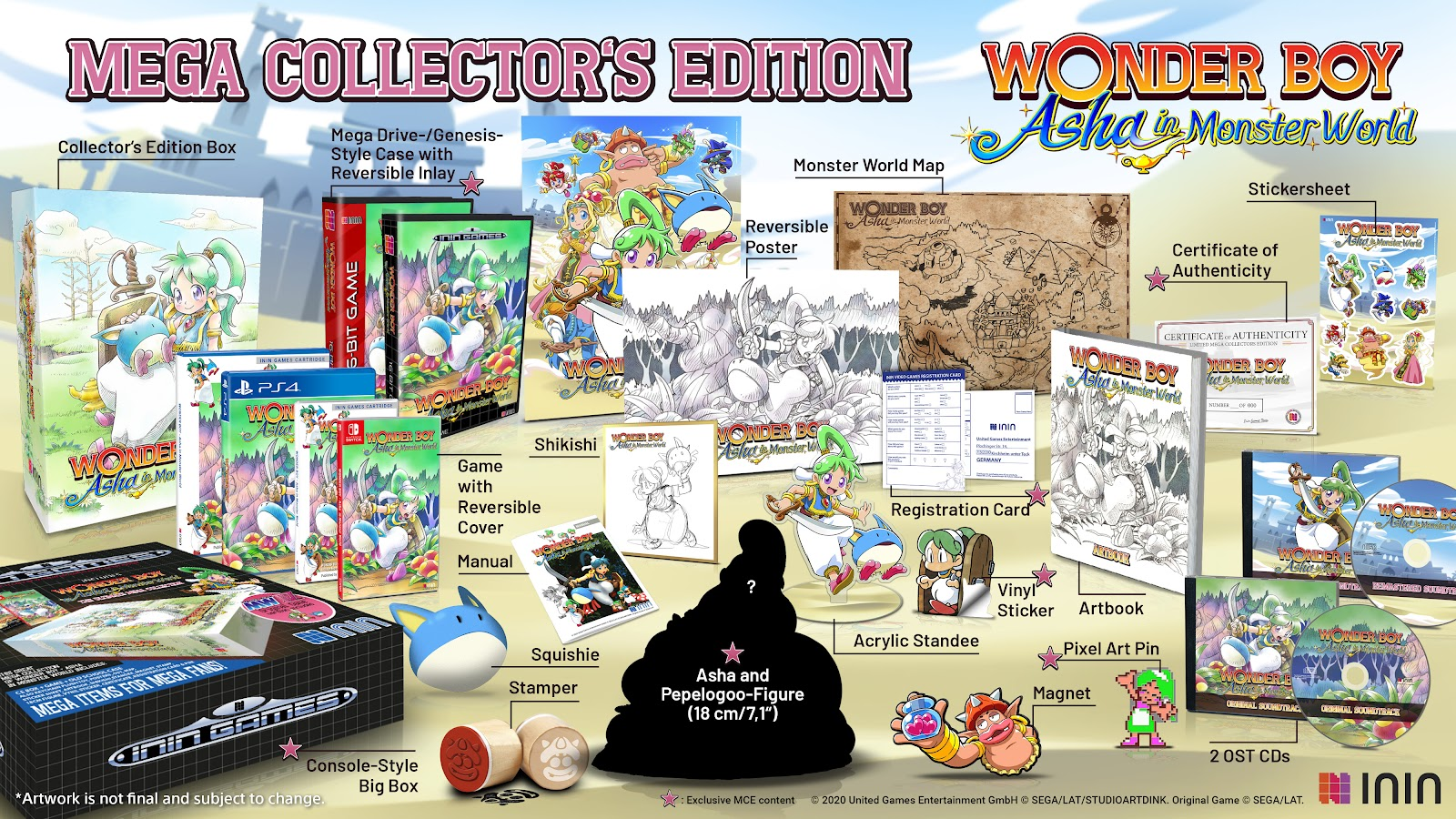 Mega Collector's Edition