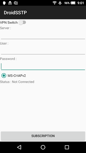 DroidSSTP2 1.0.0 Windows u7528 2
