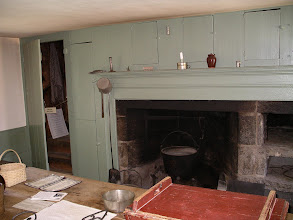 Photo: kitchen, Fitch house