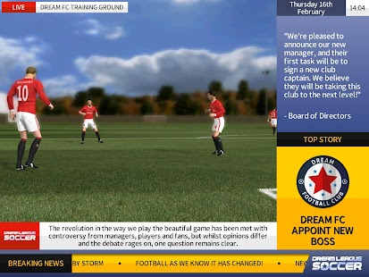 Dream League Soccer 2017- screenshot thumbnail