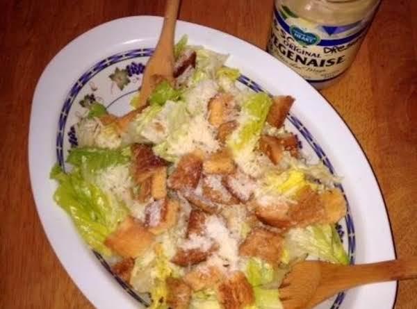 My Mom-in-law Helen's Favorite Salad...